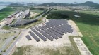 전남개발공사, 영암KIC태양광발전소 상업발전 개시