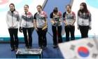 한국 여자 컬링, 스웨덴에 패해 은메달...한국 컬링 최초