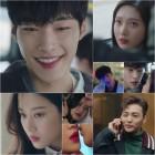 '위대한 유혹자' 우도환-박수영, 우연과 필연의 만남…거부할수록 빠져드는 치명적 사랑의 전주곡