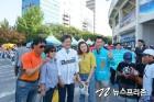 유승민 대표와 김유근 경남지사 후보 민심을 흔들다