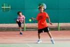 [기자가뛰어든세상] 초등학생에게 테니스배우기