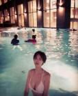 지소연, 극강 섹시美 뽐낸 비키니 몸매 보니? '시선강탈'