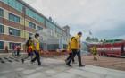 가스기술공사, 지진발생 가상 훈련 진행