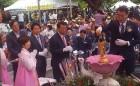 '불심'을 잡아라…도지사 예비후보들 부처님오신날 총출동