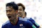 일본, 콜롬비아에 2-1 勝...아시아 최초 WC서 남미 제압