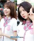 미야와키 사쿠라, '프로듀스48' 현 순위에서 1위 뺏기다...'1위는 마츠이 쥬리나가 아닌 이가은'