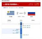 우루과이 러시아 중계는 어디서?… 지상파는 KBS1 '유일', 푹·아프키라TV·옥수수TV 등