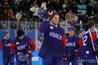[2018 평창올림픽] 백지선호, 스위스에 속수무책... 0-8 패